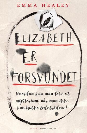 Emma Healey: Elizabeth er forsvundet : roman