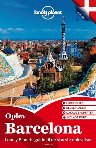 Sally Davies, Andy Symington, Regis St. Louis: Oplev Barcelona