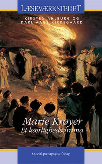 Kirsten Ahlburg: Marie Krøyer : et kærlighedsdrama