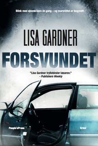 Lisa Gardner: Forsvundet