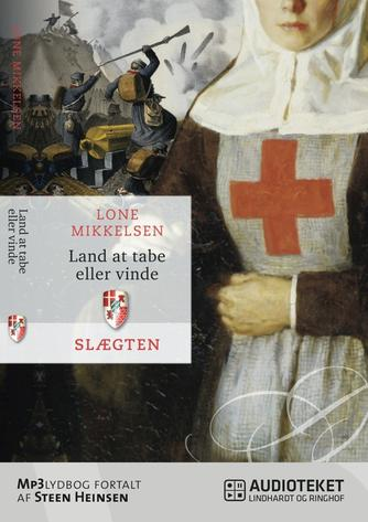 Lone Mikkelsen (f. 1954): Land at tabe eller vinde
