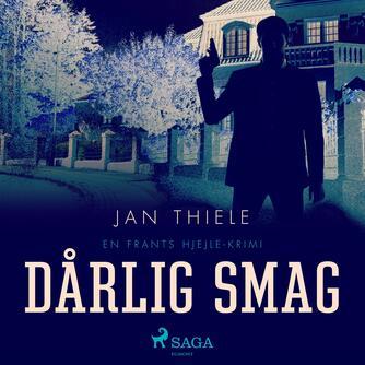 Jan Thiele: Døden har en dårlig smag