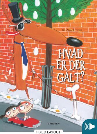 Bo Odgård Iversen, Gitte Ladefoged: Hvad er der galt?