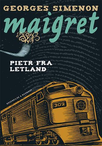 Georges Simenon: Pietr fra Letland