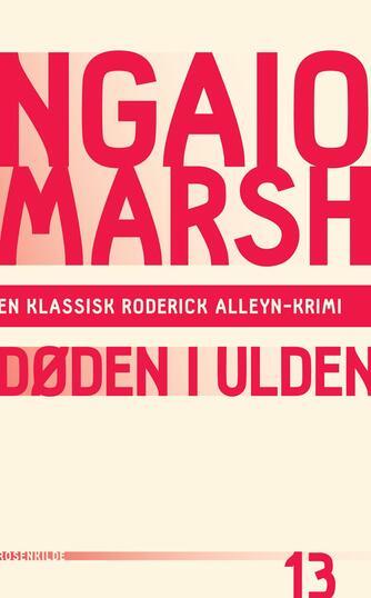 Ngaio Marsh: Døden i ulden