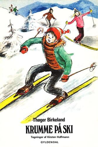 Thøger Birkeland: Krumme på ski
