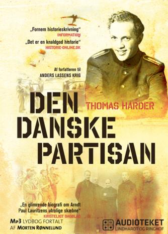 Thomas Harder: Den danske partisan