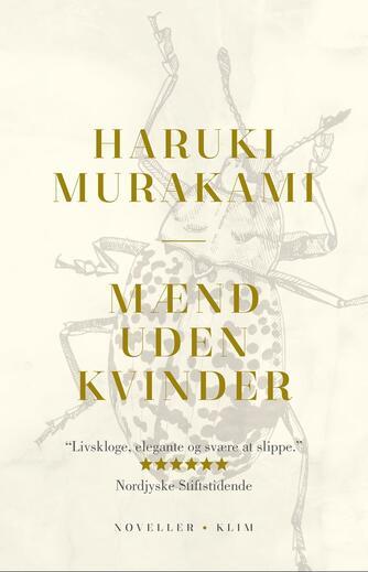 Haruki Murakami: Mænd uden kvinder