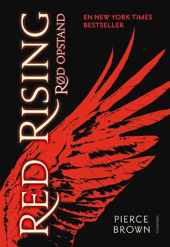 Pierce Brown (f. 1988): Rød opstand