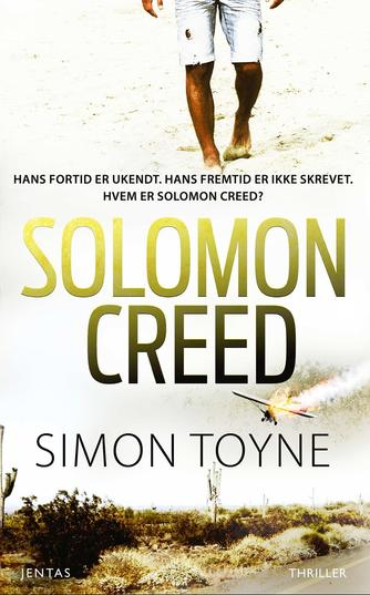 Simon Toyne: Solomon Creed