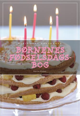 Katrine Klinken: Børnenes fødselsdagsbog