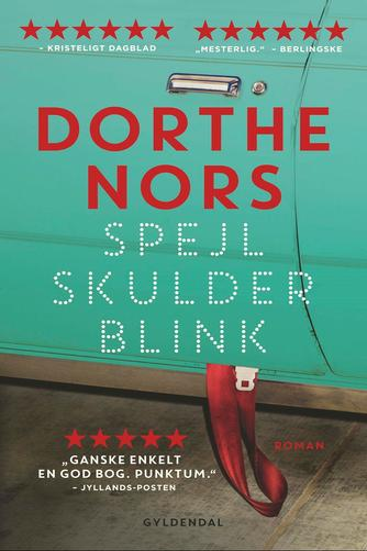 Dorthe Nors: Spejl, skulder, blink : roman
