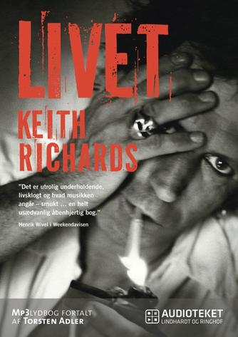 Keith Richards: Livet