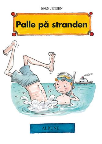 Jørn Jensen (f. 1946): Palle på stranden