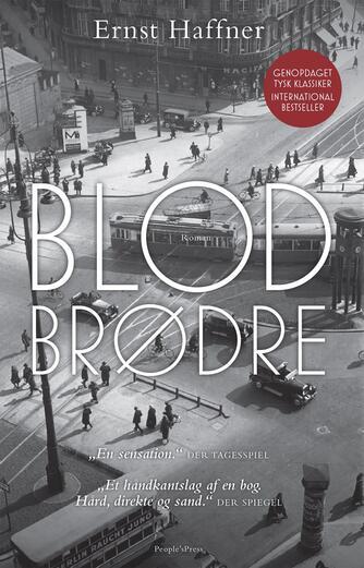 Ernst Haffner: Blodbrødre : roman