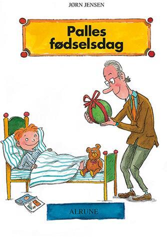 Jørn Jensen (f. 1946): Palles fødselsdag