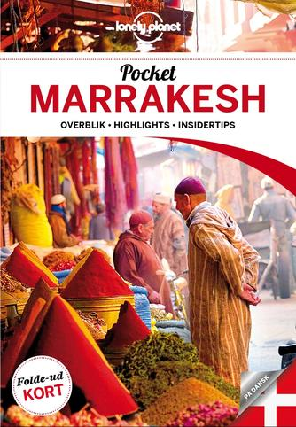 Jessica Lee: Pocket Marrakesh : overblik, highlights, insidertips
