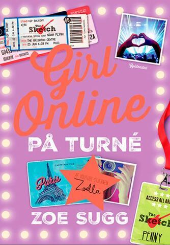 Zoe Sugg: Girl online på turné