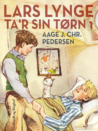 Aage J. Chr. Pedersen (f. 1894): Lars Lynge ta'r sin tørn