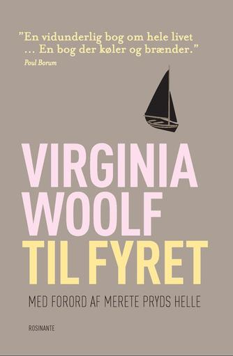 Virginia Woolf: Til fyret
