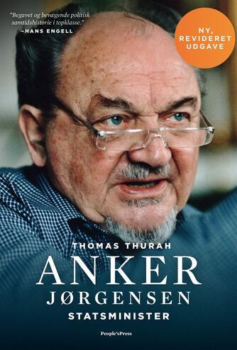 Thomas Thurah: Anker Jørgensen statsminister