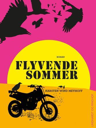 Karsten Wind Meyhoff: Flyvende sommer : roman