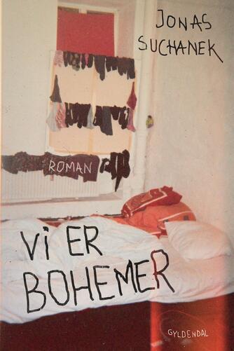 Jonas Suchanek (f. 1981): Vi er bohemer