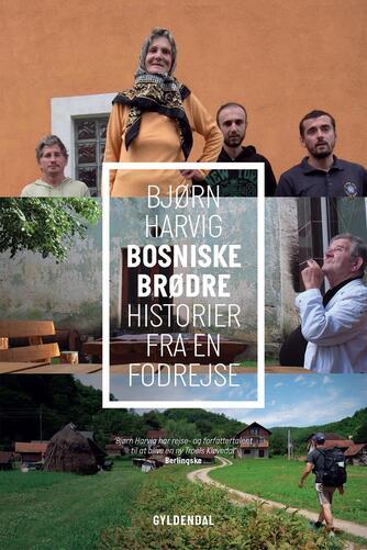 Bjørn Harvig: Bosniske brødre : historier fra en fodrejse