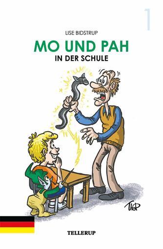Lise Bidstrup: Mo und Pah in der Schule