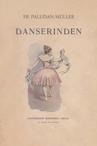Fr. Paludan-Müller: Danserinden