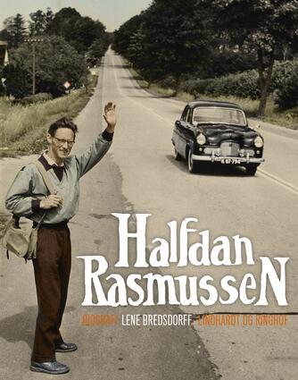 Lene Bredsdorff: Halfdan Rasmussen : biografi