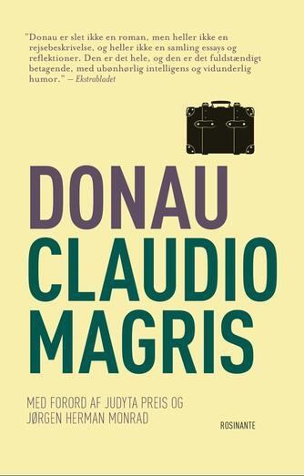 Claudio Magris: Donau