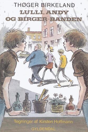 Thøger Birkeland: Lulli, Andy og Birger-banden