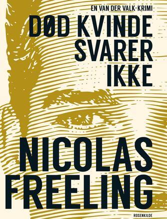 Nicolas Freeling: Død kvinde svarer ikke