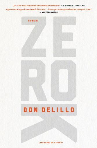 Don DeLillo: Zero K : roman
