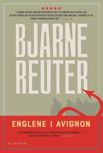 Bjarne Reuter: Englene i Avignon : roman