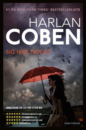 Harlan Coben: Sig ikke noget