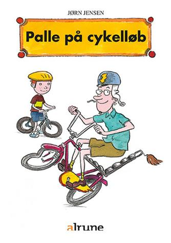 Jørn Jensen (f. 1946): Palle på cykelløb