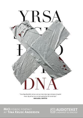 Yrsa Sigurðardóttir: DNA