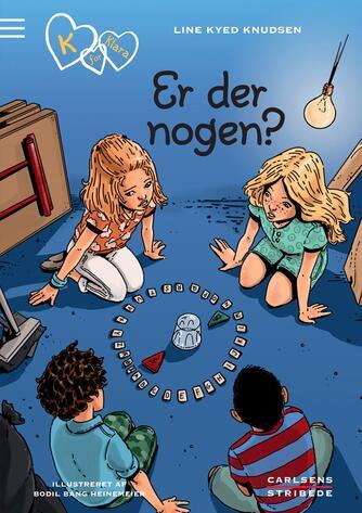 Line Kyed Knudsen: Er der nogen?