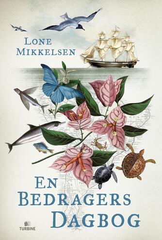 Lone Mikkelsen (f. 1954): En bedragers dagbog
