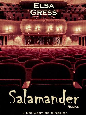 Elsa Gress: Salamander : roman
