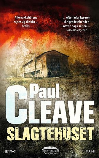 Paul Cleave: Slagtehuset : krimi