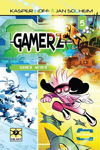 Kasper Hoff: Gamer 4ever