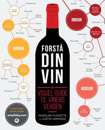 Madeline Puckette, Justin Hammack: Forstå din vin : en visuel guide til vinens verden