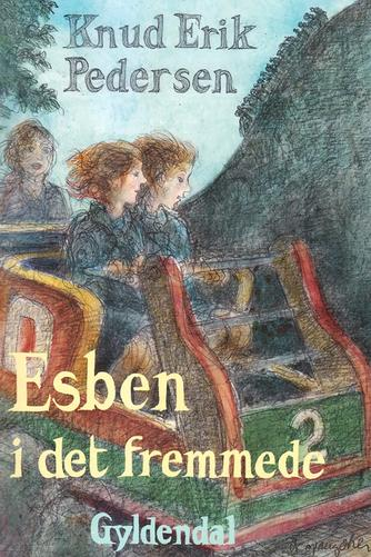 Knud Erik Pedersen (f. 1934): Esben i det fremmede