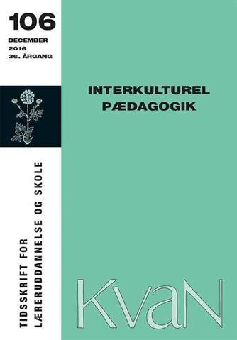 : Interkulturel pædagogik