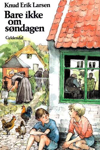 Knud Erik Larsen (f. 1936): Bare ikke om søndagen
