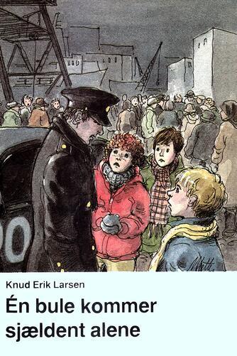 Knud Erik Larsen (f. 1936): Én bule kommer sjældent alene