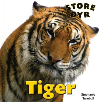 Stephanie Turnbull: Tiger